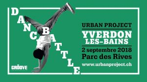 Urban Project Yverdon 2018