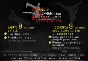King of Urban Land 2018
