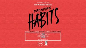 Breaking Habits 2018