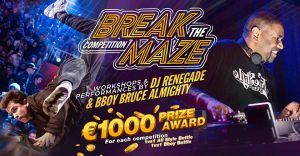 Break The Maze 2018