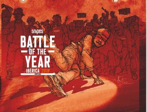 Battle Of The Year Iberica 2018