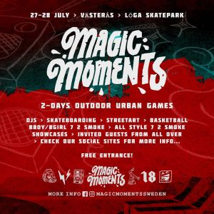 Magic Moments 2018