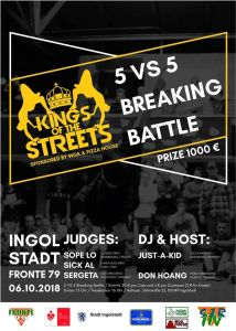 Kings of the Streets 2018