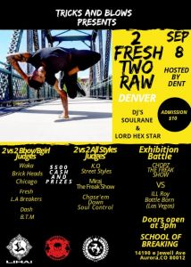 2 Fresh Two Raw 2018