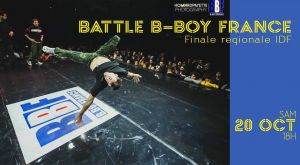 Battle B-Boy France 2018