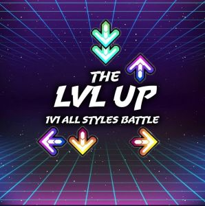 The Lvl Up | 1v1 all styles battle 2018