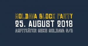 Moldava Block Party 2018