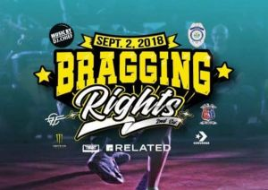 Bragging Rights 2018
