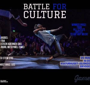Battle For Culture 2018