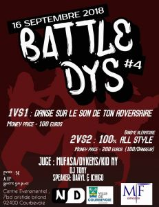 Battle DYS 4