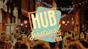 The Hold Up x HUB Festival 2018