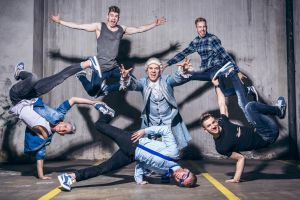 Breakin'Mozart Klassik meets Breakdance 2