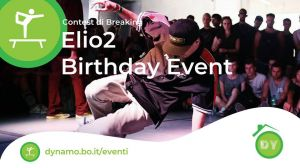 Elio2 Birthday Event  2018