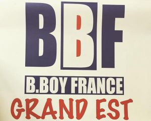 Qualification Grand Est Bboy France 2018