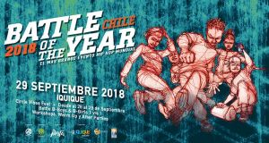 Battle Of The Year Chile 2018