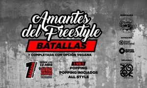 Amantes de Freestyle Batallas 2018