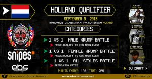 EBS- Netherlands Qualifier 2018 + Allstyle Battle