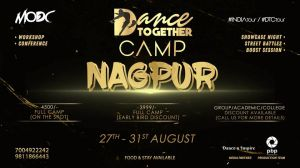 Dance Together Camp 2018