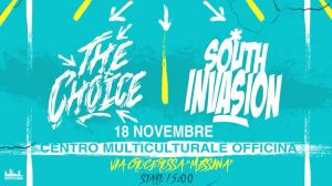 The Choice / South Invasion 2018
