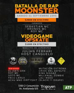 Moonster Urban Culture 2018