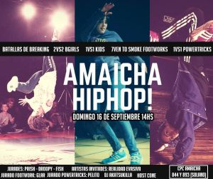 Amaicha HipHop 2018