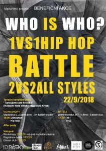 Who Is Who? Allstyle 2018