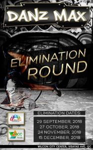 WCC : DANZ MAX ELIMINATION ROUND 2018
