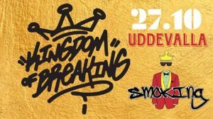 Kingdom Of Breaking 5 years Anniversary 2018