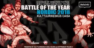 Battle of the Year Nordic 2018