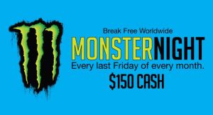 Monster Night Battles 2018