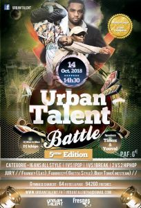 Battle URBAN Talent 5