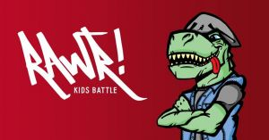 RAWR! Kids Battle 2018