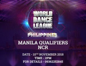 World Dance League- Manila