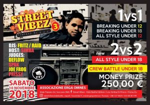 Street Vibez Kidz Battle 3
