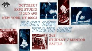 Each One Teach One 2018