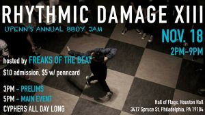 Rhythmic Damage 13