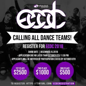 The East Coast Dance Competition 2018