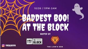 Baddest Boo! At The Block 2018