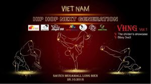 Vietnam Hip Hop Next Generation 2018