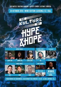 The Kulture of Hype&Hope | 20 October WIND edition S3 2018