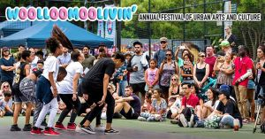 Woolloomoolivin' - Annual Festival of Urban Arts and Culture 2018