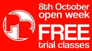 PB Free Trial Classes Open Week 2018