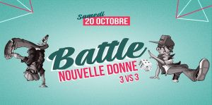 Battle Nouvelle Donne 2018