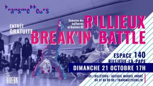 Rillieux Break'in Battle 2018