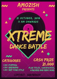Xtreme Dance Battle 2018