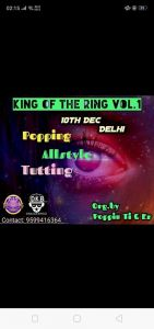 KING OF THE RING Delhi 2018