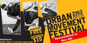 Urban Movement Festival 2018