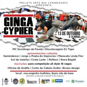 Ginga Cypher 2018