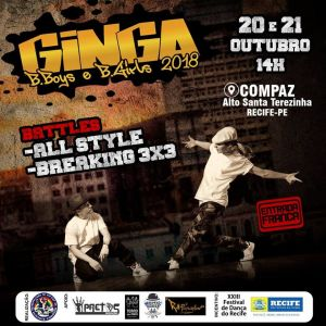 Ginga Bboys & Bgirls 2018