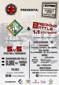 Churchglories & Breaking Battle 2019